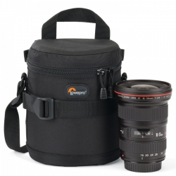 Lowepro Lens Case 11 X 14 cm ( Black) for DSLR Camera Lens